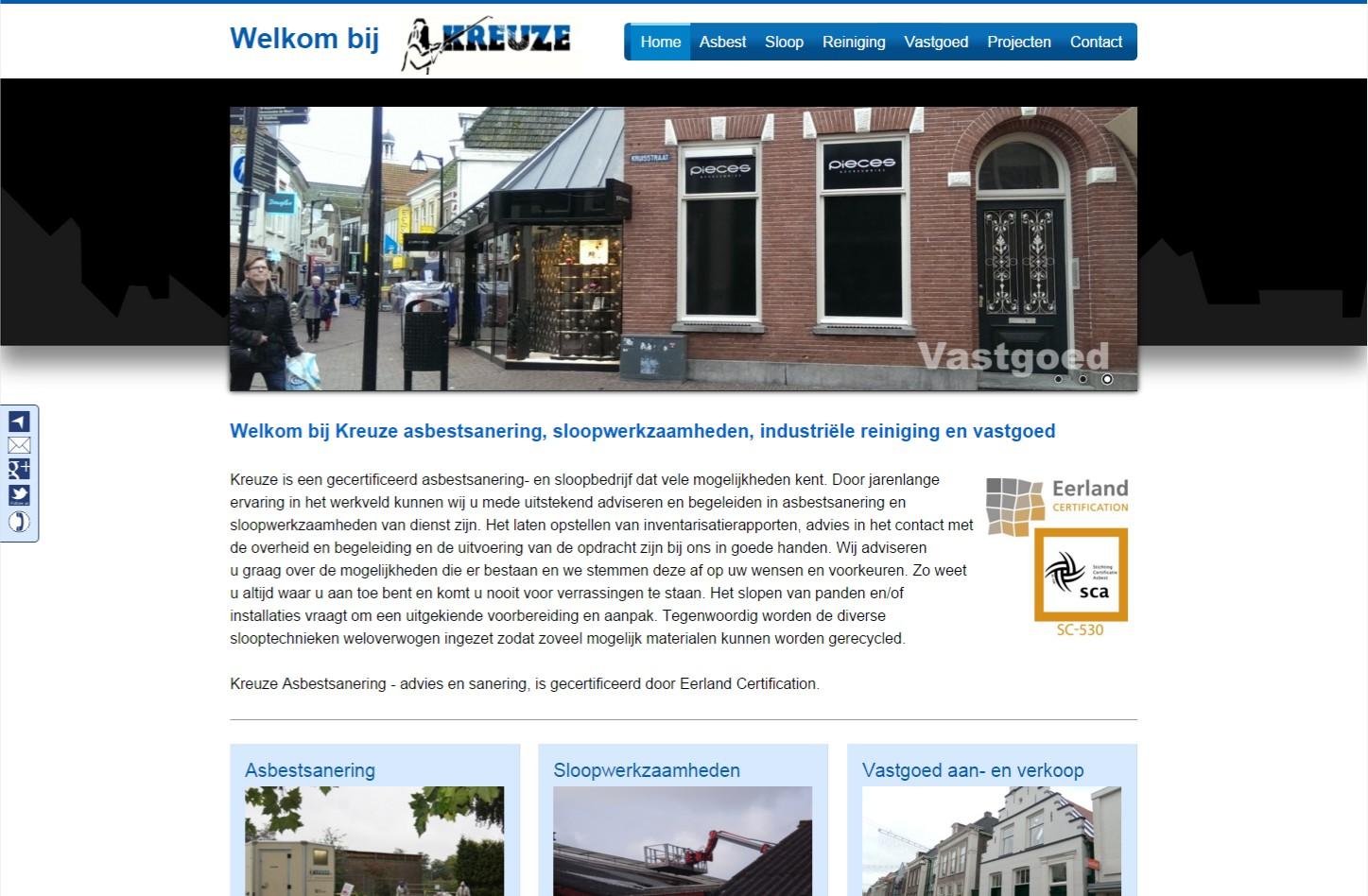 +++www.kreuzebv.nl