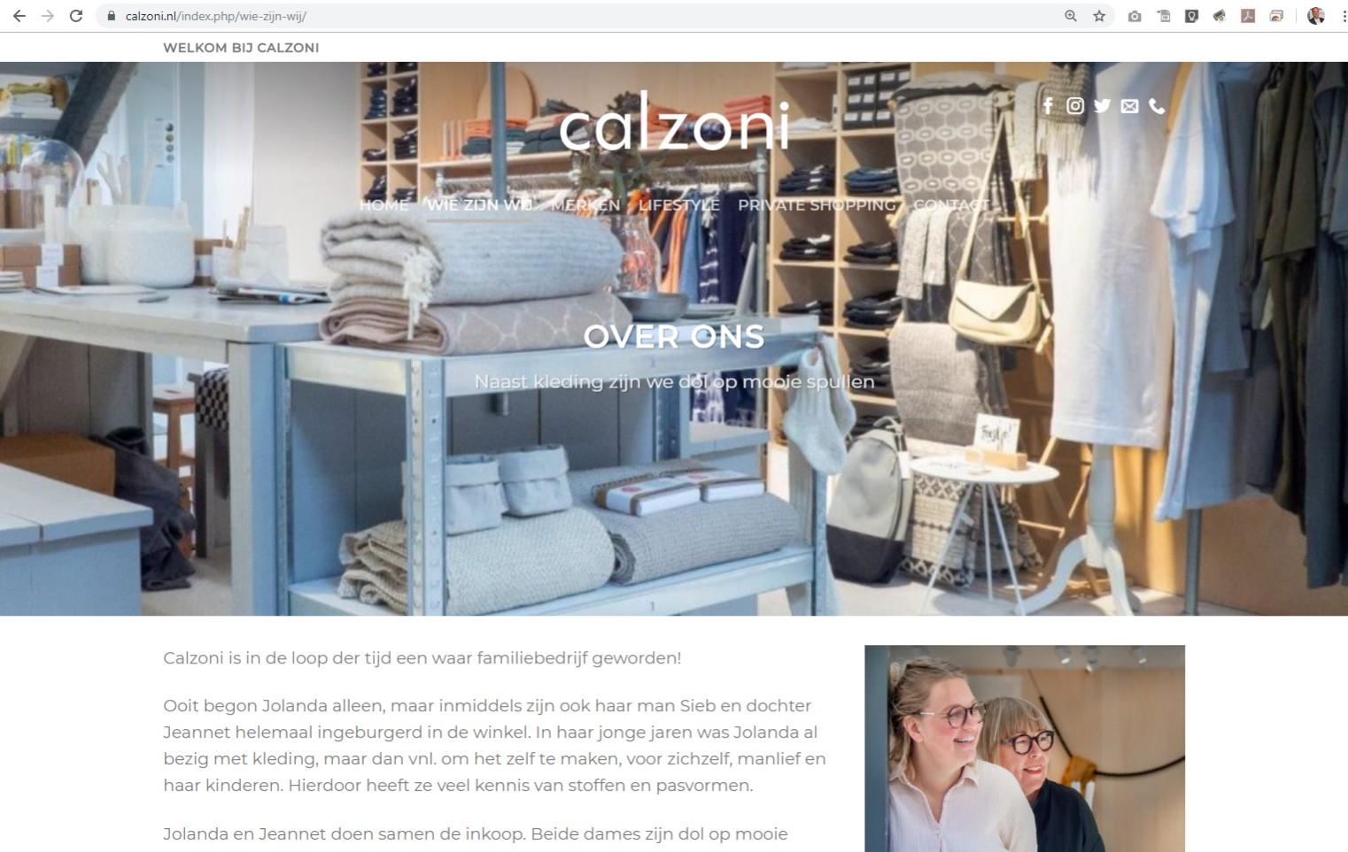 +++www.calzoni.nl