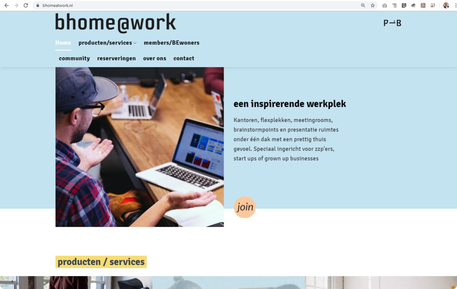 +++www.bhomeatwork.nl