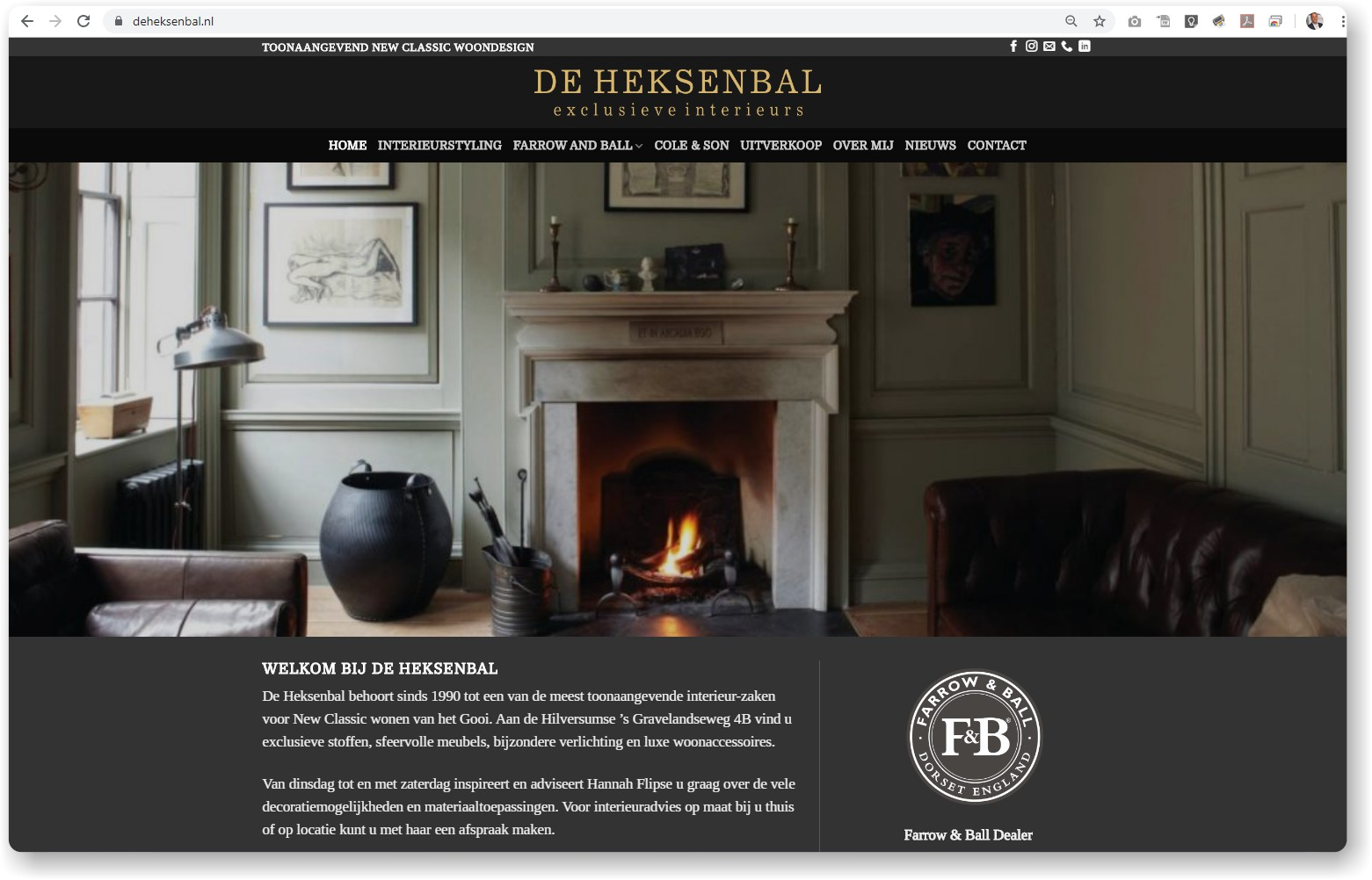 +++www.deheksenbal.nl